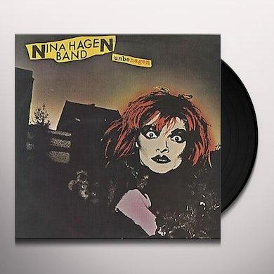 Nina Hagen UNBEHAGEN Vinyl Record - 180 Gram Pressing