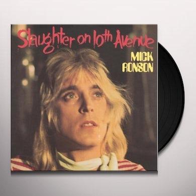 Mick Ronson SLAUGHTER ON 10TH AVENUE Vinyl Record - 180 Gram Pressing