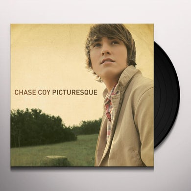 Chase Coy PICTURESQUE Vinyl Record