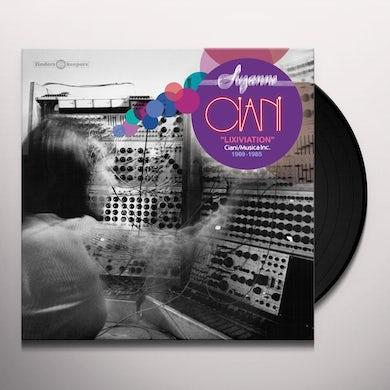 Suzanne Ciani  LIXIVIATION Vinyl Record