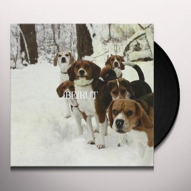 Beirut EAST HARLEM / GOSHEN Vinyl Record