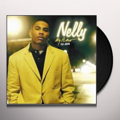 Nelly FLAP YOUR WINGS (X3) / MY PLACE (X2) Vinyl Record