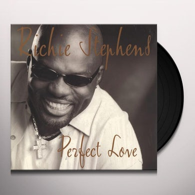 Richie Stephens PERFECT LOVE Vinyl Record