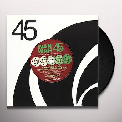 Resonators SWEET LOVE AFFAIR REMIXED Vinyl Record