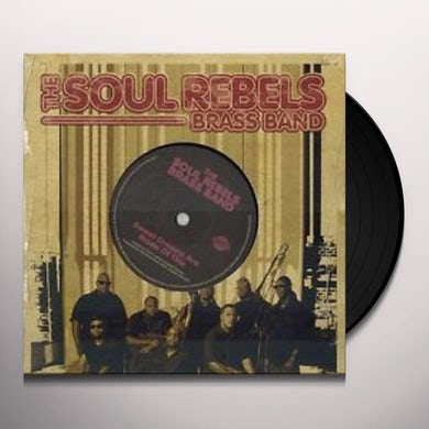 Soul Rebels Brass Band SWEET DREAMS ARE MADE OF THIS (BONUS DVD) Vinyl Record
