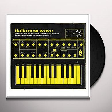 ITALIA NEW WAVE / VARIOUS (Vinyl)
