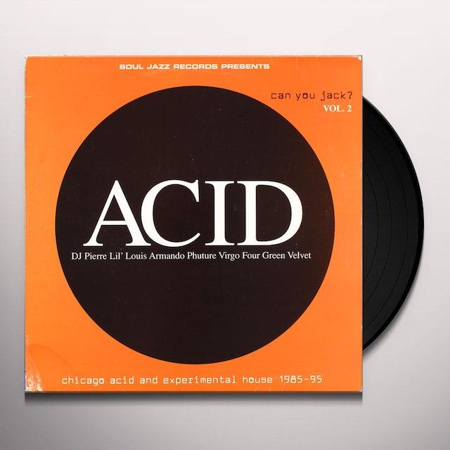 Can You Jack Chicago Acid 1985-95 Pt 2 / Various