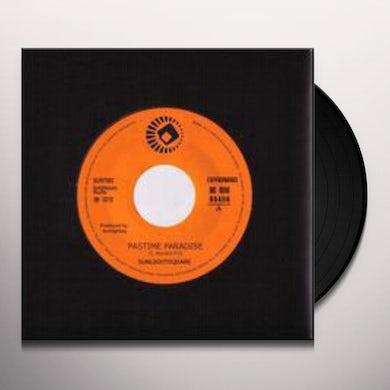 Sunlightsquare PASTIME PARADISE Vinyl Record
