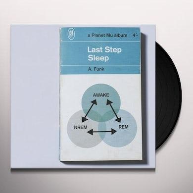 Last Step SLEEP Vinyl Record