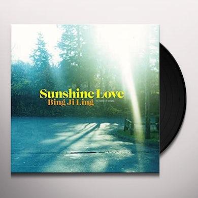 Bing Ji Ling SUNSHINE LOVE / RAY MANG REMIX Vinyl Record
