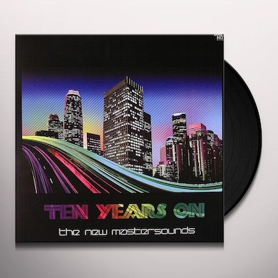 The New Mastersounds TEN YEARS ON Vinyl Record