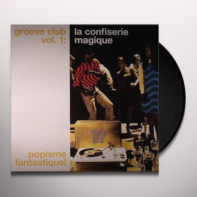 Groove Club 1: La Confiserie Magique Popisme