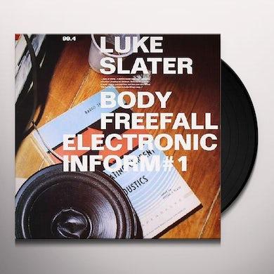 Luke Slater BODY FREEFALL ELECTRONIC INFORM 1 Vinyl Record