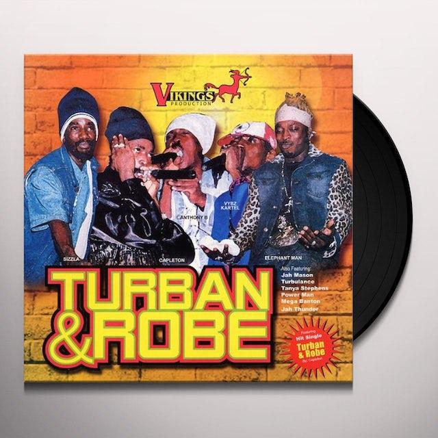 Turban & Robe Rhythm / Various