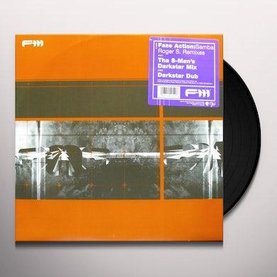 Faze Action SAMBA Vinyl Record