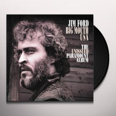 JIM FORD-UNISSUED Vinyl Record