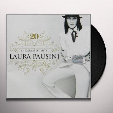 Laura Pausini 20 THE GREATEST HITS (ITA) (Vinyl)