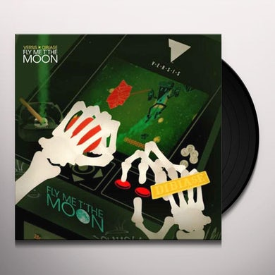 Dibiase & Versis FLY ME T THE MOON Vinyl Record