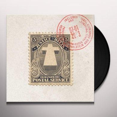 Justice HELIX Vinyl Record