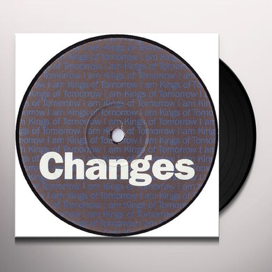Sandy Rivera CHANGES Vinyl Record - UK Release