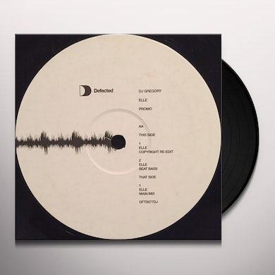 Dj Gregory ELLE (UK) (Vinyl)