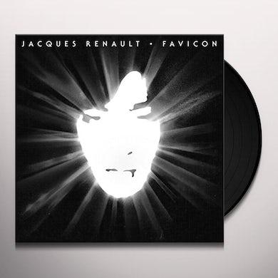 Jacques Renault FAVICON (UK) (Vinyl)