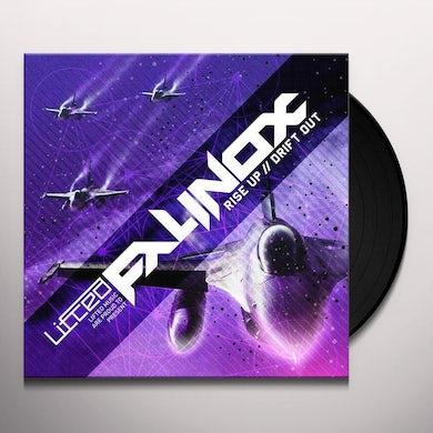 Falinox DRIFT OUT/WORLDS COLLIDE Vinyl Record - UK Release