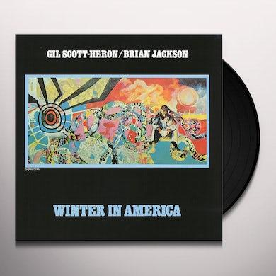 Gil Scott-Heron WINTER IN AMERICA Vinyl Record