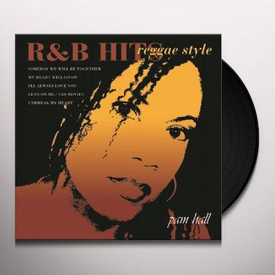 Pam Hall R&B HITS REGGAE STYLE Vinyl Record