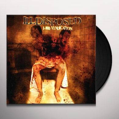 Illdisposed 1-800 VINDICATION Vinyl Record