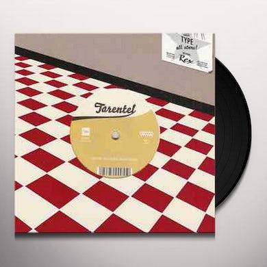 Tarentel HOME RUCKUS-SIDED AIR (EP) Vinyl Record