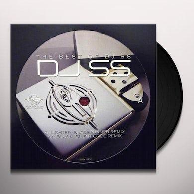Dj Ss LIGHTER (BLADERUNNER 2012 REMIX)/BLACK (SILEN Vinyl Record