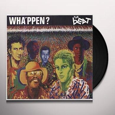 The English Beat  WHA'PPEN Vinyl Record