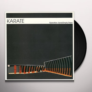 Karate OPERATION SAND / EMPTY THERE (Vinyl)