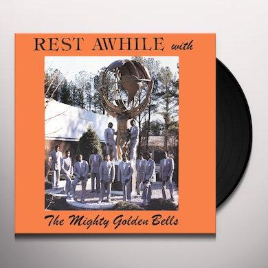 Mighty Golden Bells REST AWHILE (Vinyl)