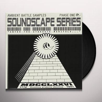 Soundscape Series AMBIENT BATTLE SAMPLES PHASE ONE (Vinyl)