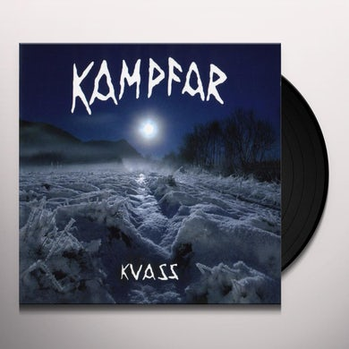 Kampfar KVASS Vinyl Record