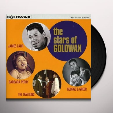Stars Of Goldwax / Various Vinyl Record