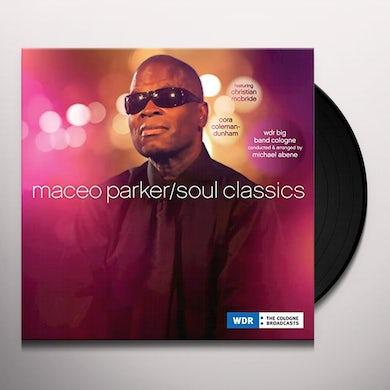Maceo Parker SOUL CLASSICS Vinyl Record