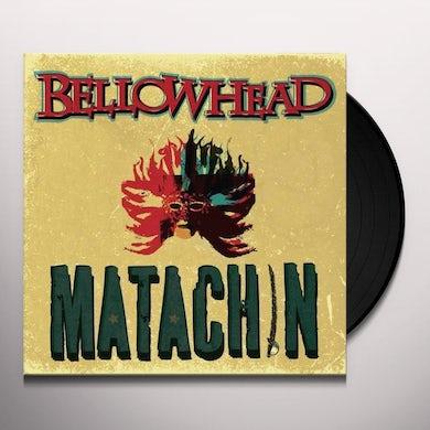 Bellowhead MATACHIN Vinyl Record