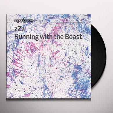 Zzz RUNNING WITH THE BEAST Vinyl Record