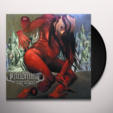 Landmine Marathon Vinyl Record
