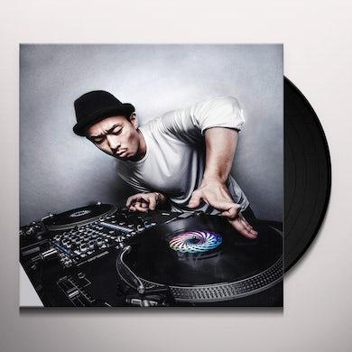 Dj Kentaro TRUST Vinyl Record - UK Release