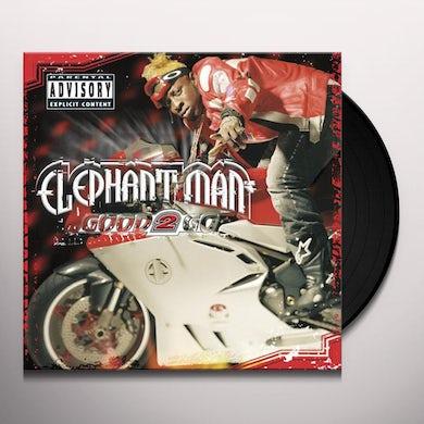 Elephant Man GOOD 2 GO (Vinyl)