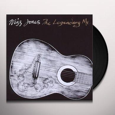 Wizz Jones LEGENDARY ME Vinyl Record - Reissue, Deluxe Edition, Special Packaging