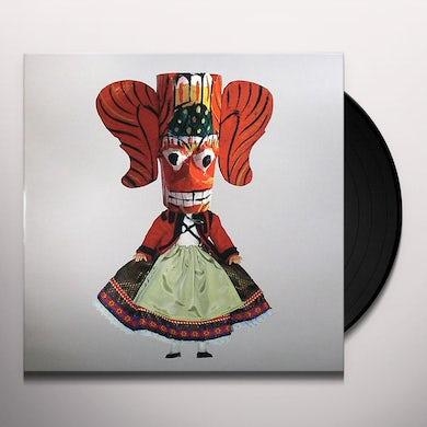 Mock & Toof FAREWELL TO WENDO Vinyl Record - UK Release