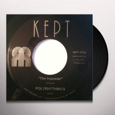 Polyrhythmics IMPOSTER Vinyl Record