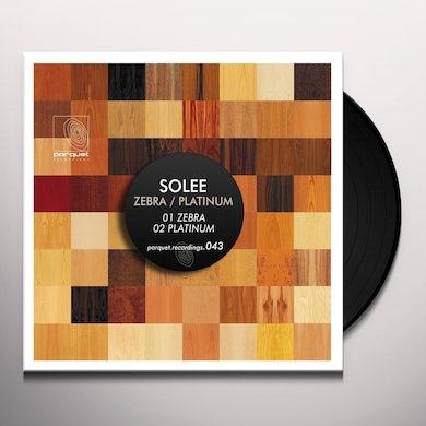 Solee ZEBRA/PLATINUM (GER) Vinyl Record