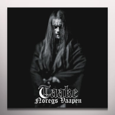 Taake NOREGS VAAPEN (BONUS TRACK) Vinyl Record - Colored Vinyl, Limited Edition, 180 Gram Pressing