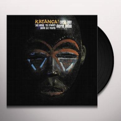 Curtis Amy KATANGA Vinyl Record